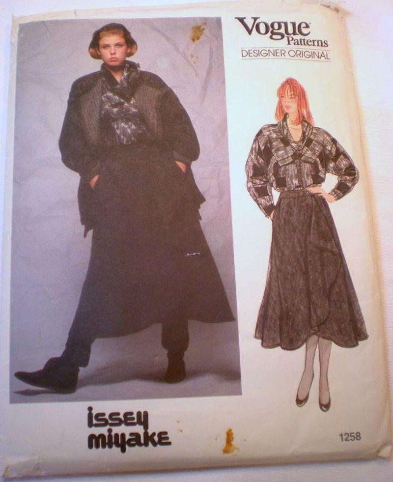 Vogue 1258 A