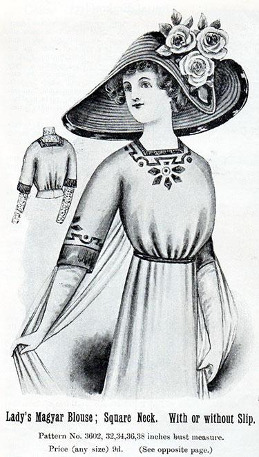 Madame Weigel's 3602