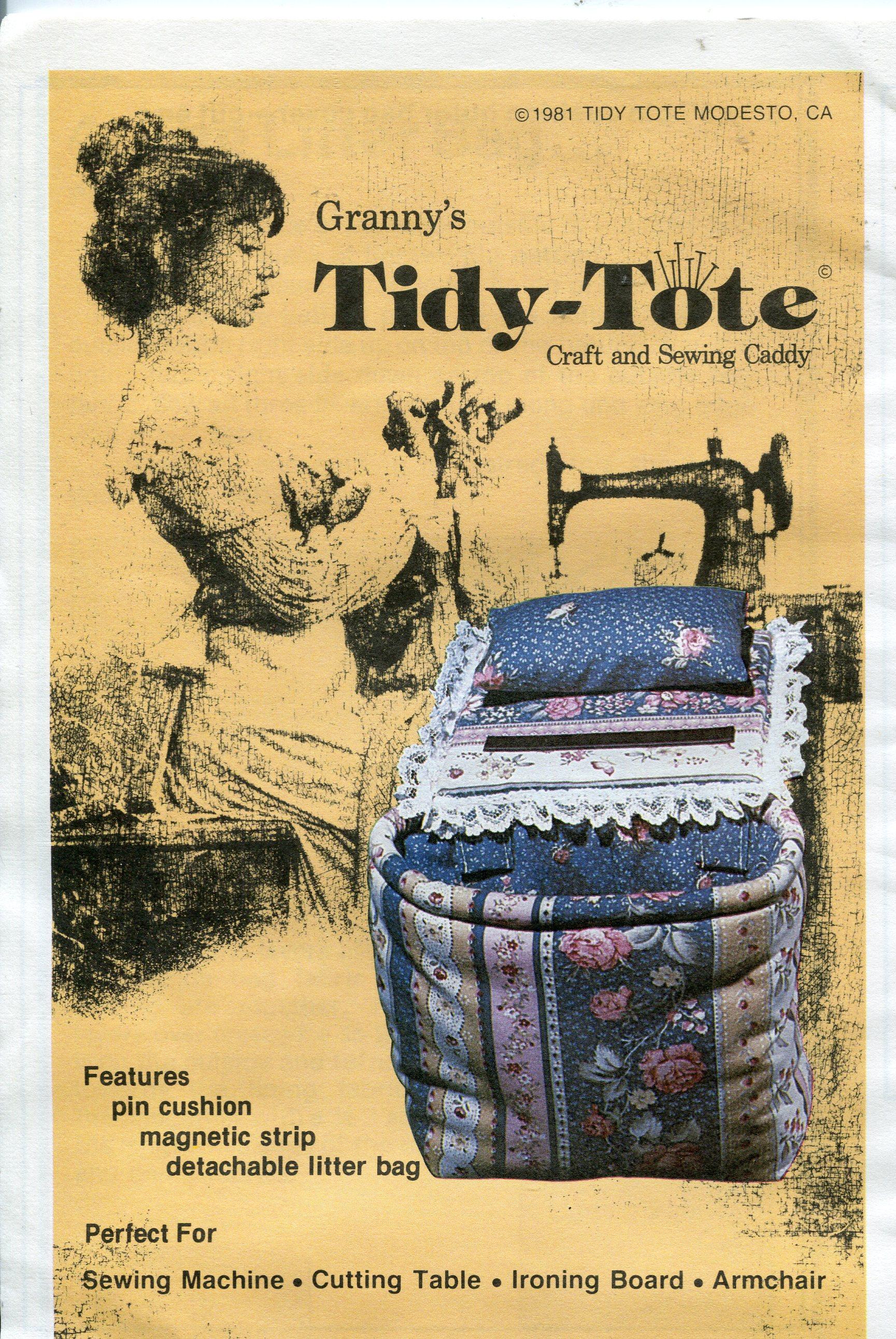 Granny's Tidy-Tote