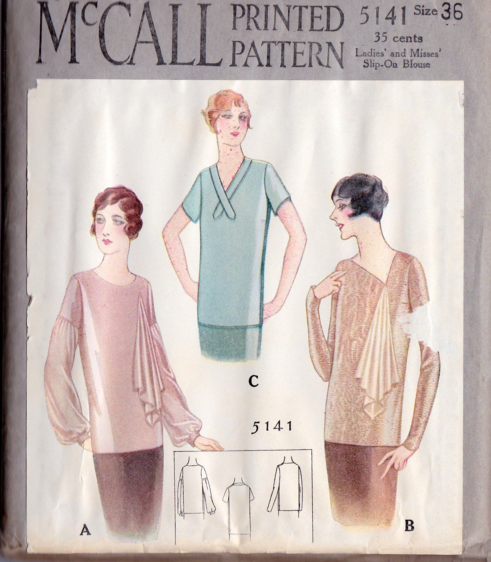 McCall 5141