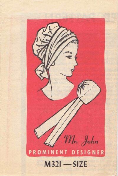 Mr. John M321