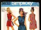 Simplicity 8832