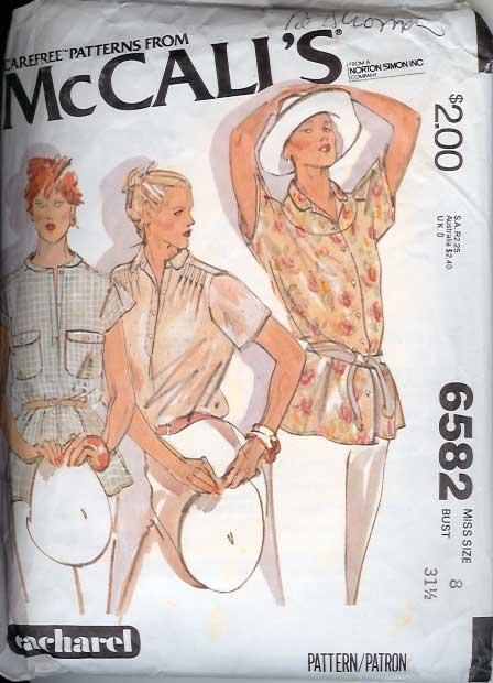McCall's 6582