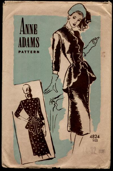 Anne Adams 4824