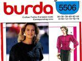 Burda 5506