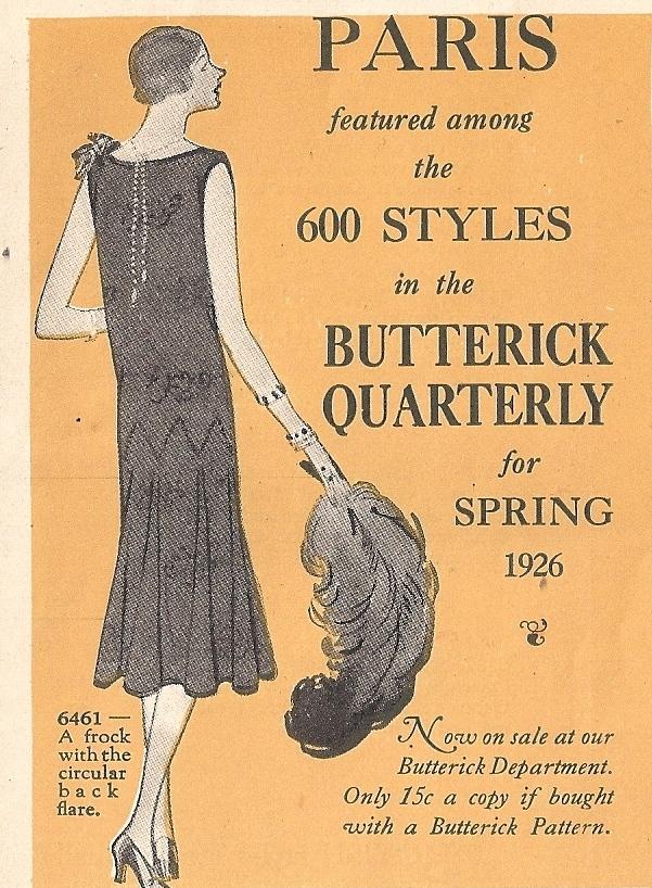 Butterick 6461 C