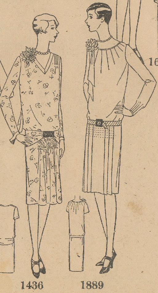 Butterick 1889
