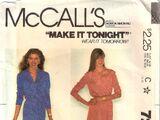 McCall's 7243 B