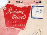 Madame Weigel's 1081