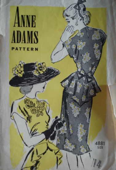 Anne Adams 4881