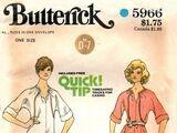 Butterick 5966