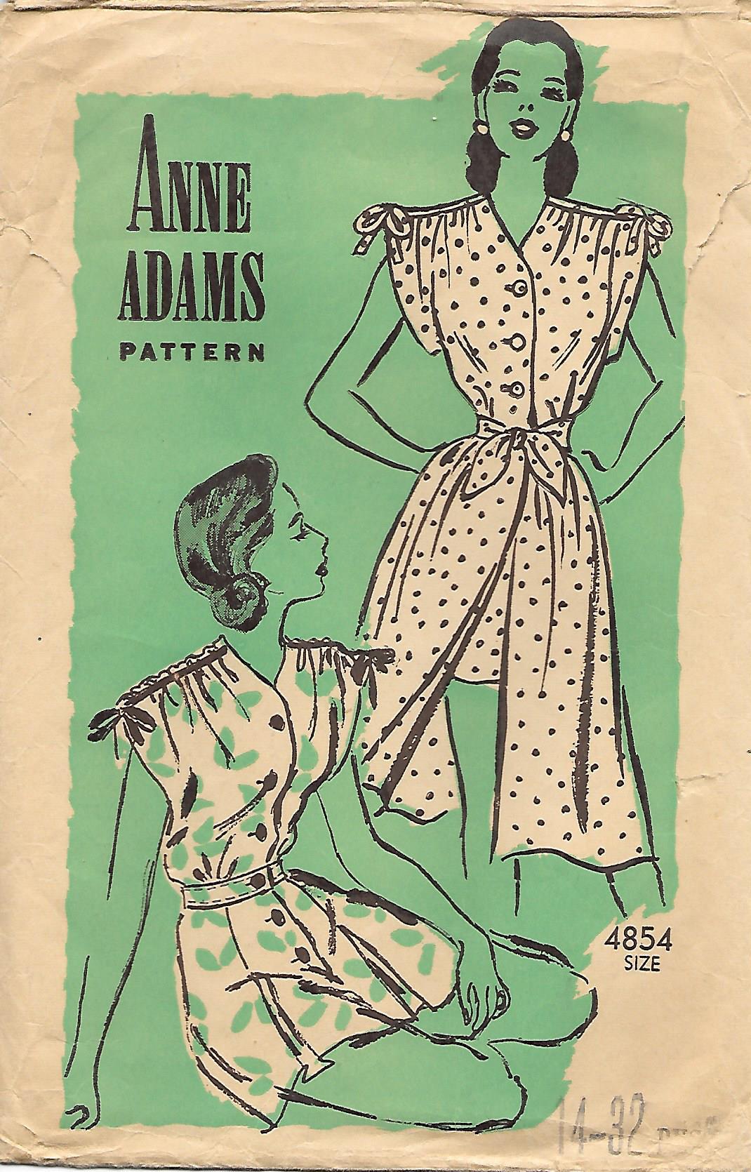 Anne Adams 4854 B