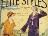 Elite Styles September, 1922