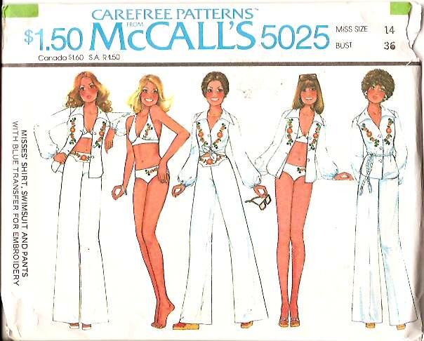 McCall's 5025