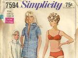 Simplicity 7594