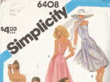 Simplicity 6408 A