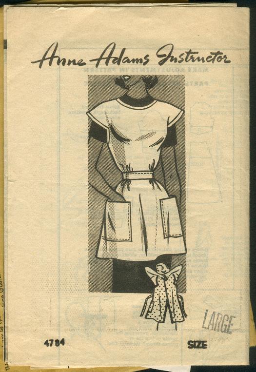 Anne Adams 4784