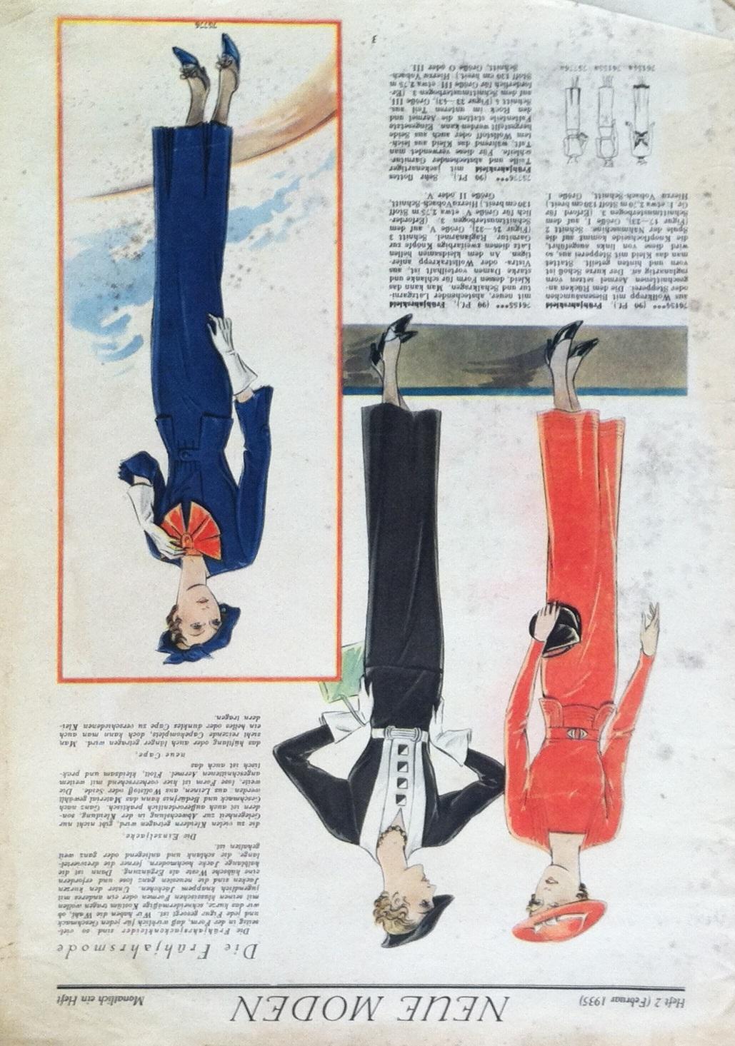 Neue Moden No. 2 1935