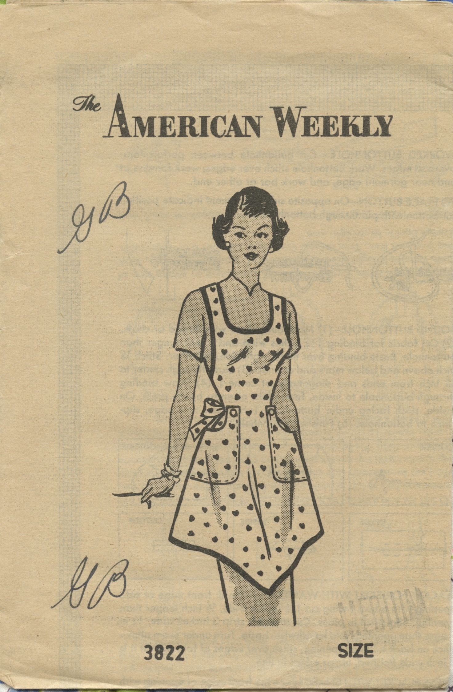 American Weekly 3822
