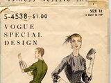 Vogue S-4538 A