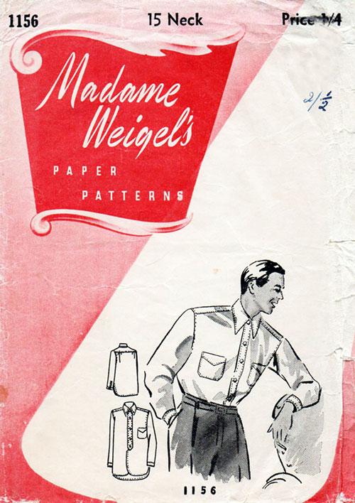 Madame Weigel's 1156