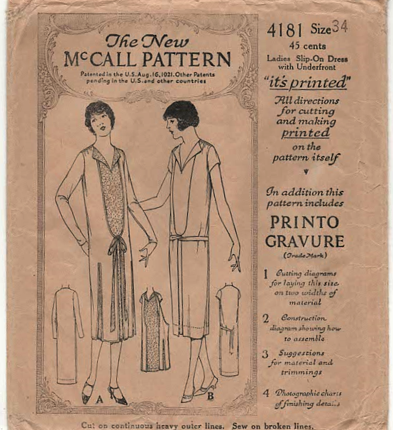 McCall 4181