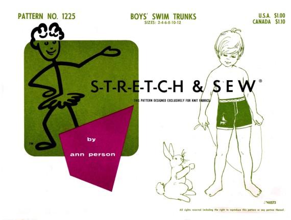 Stretch & Sew 1225