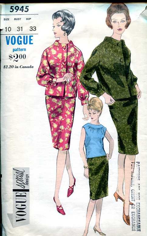 Vogue 5945