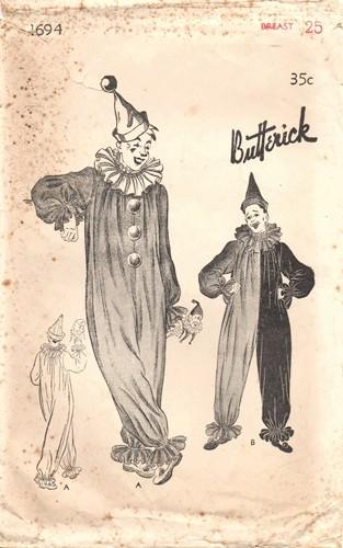 Butterick 1694