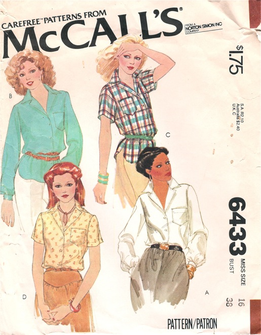 McCall's 6433