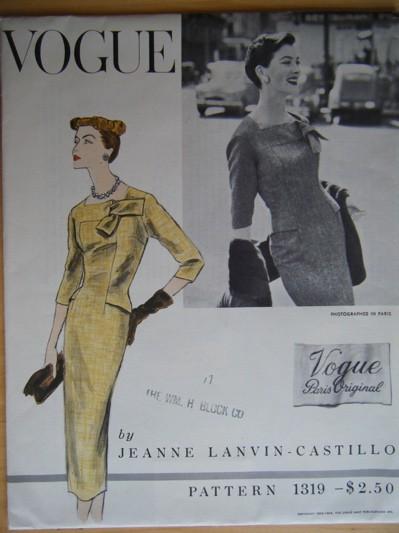 Vogue 1319 A