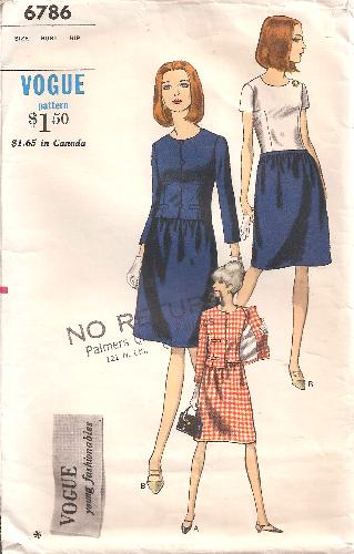 Vogue 6786