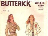 Butterick 3618