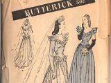 Butterick 3685 A