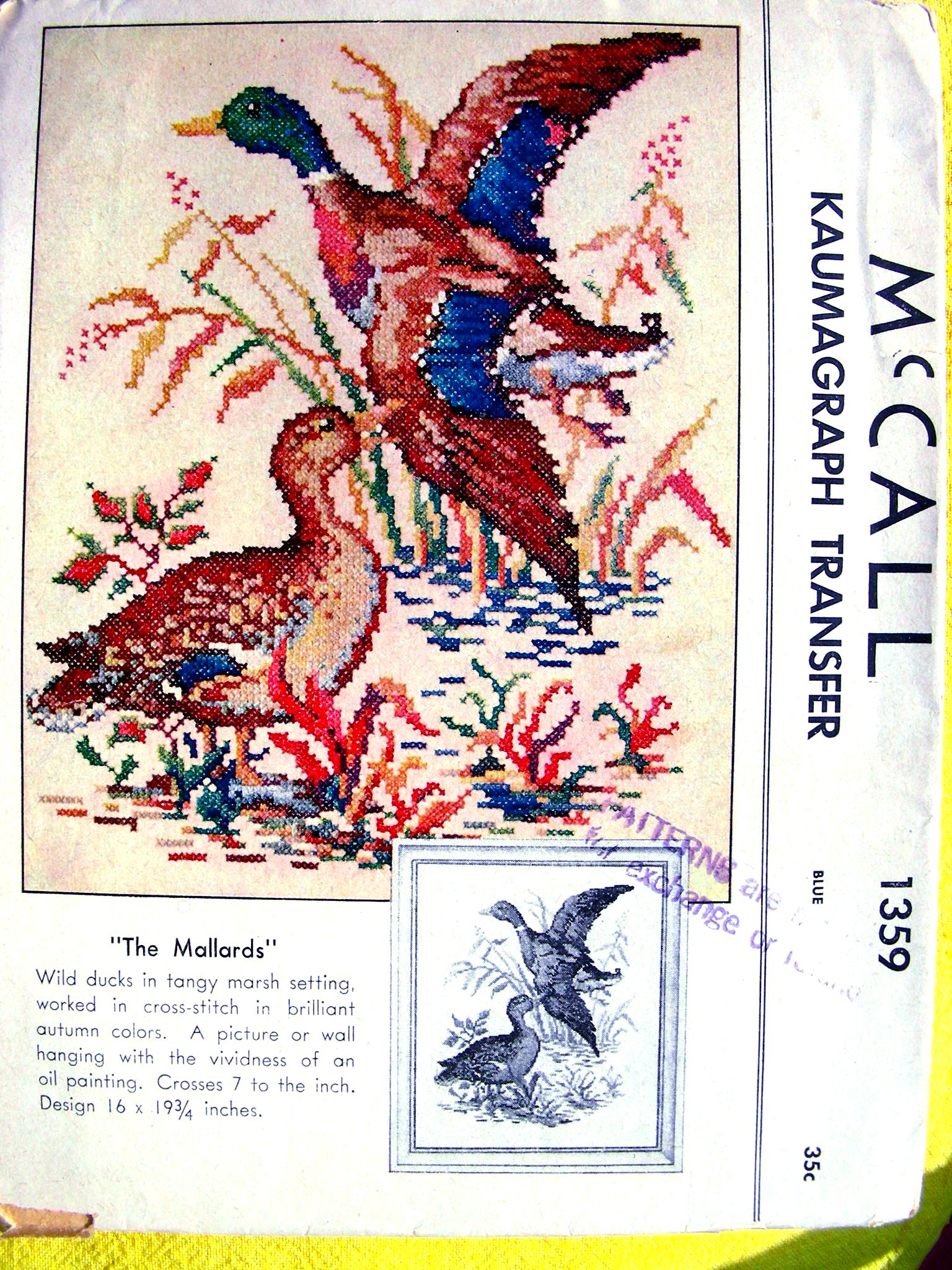 McCall 1359
