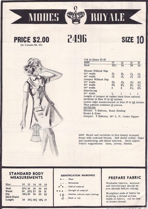 Modes Royale 2496