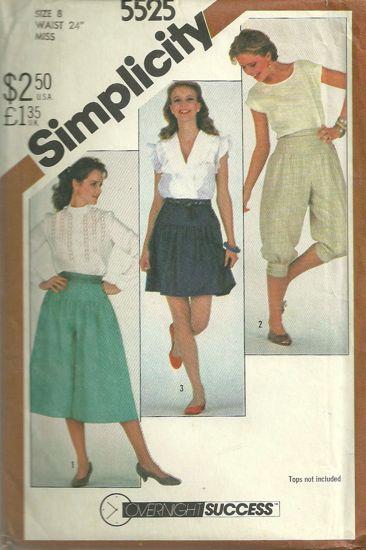 Simplicity 5525 A
