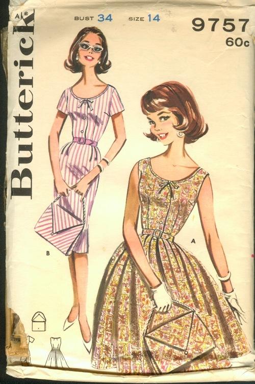 Butterick 9757