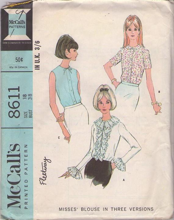McCall's 8611