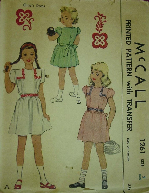 McCall 1261