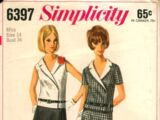 Simplicity 6397