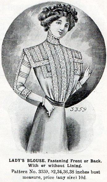 Madame Weigel's 3359