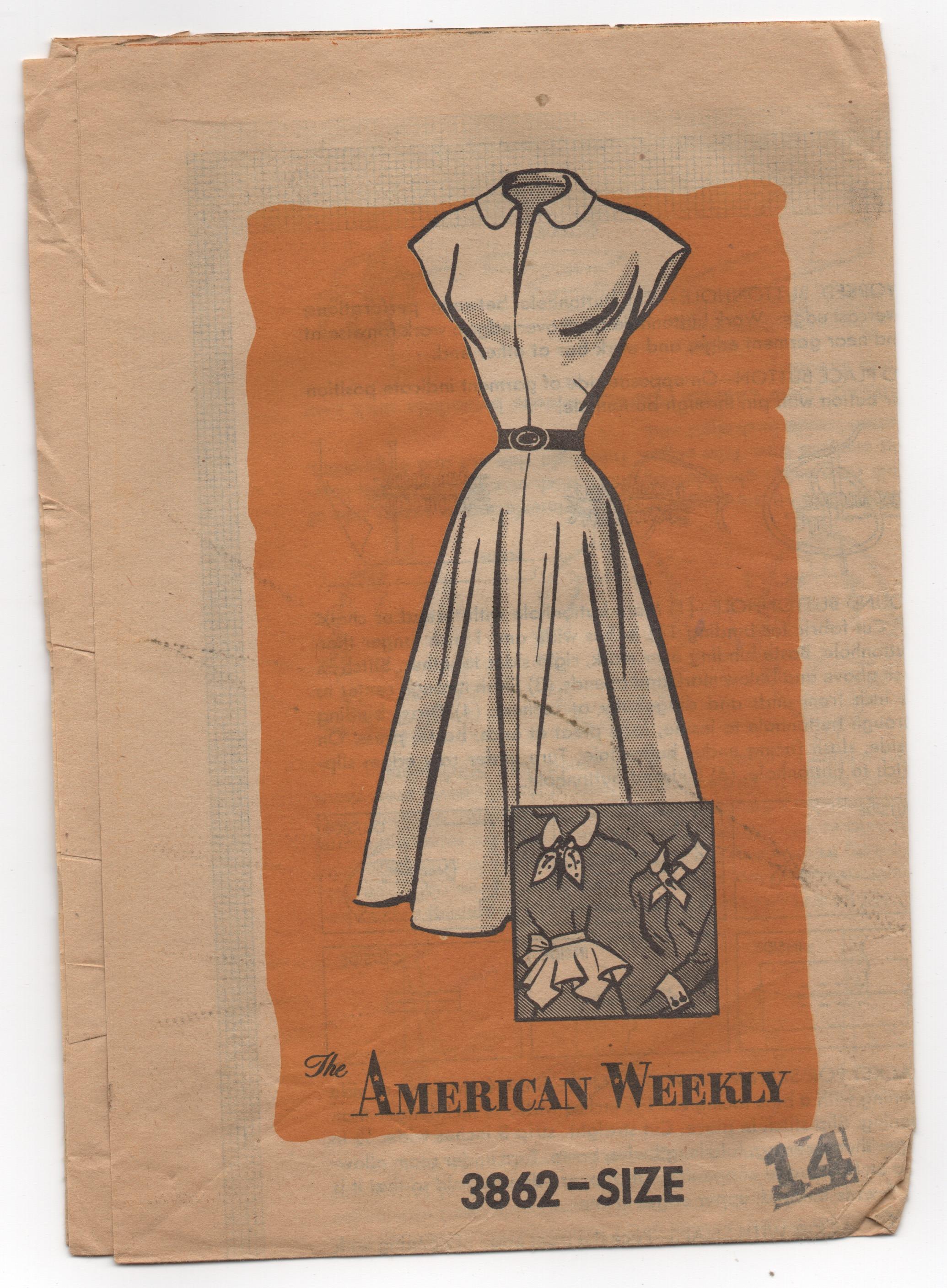 American Weekly 3862