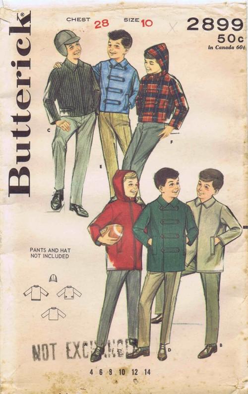 Butterick 2899
