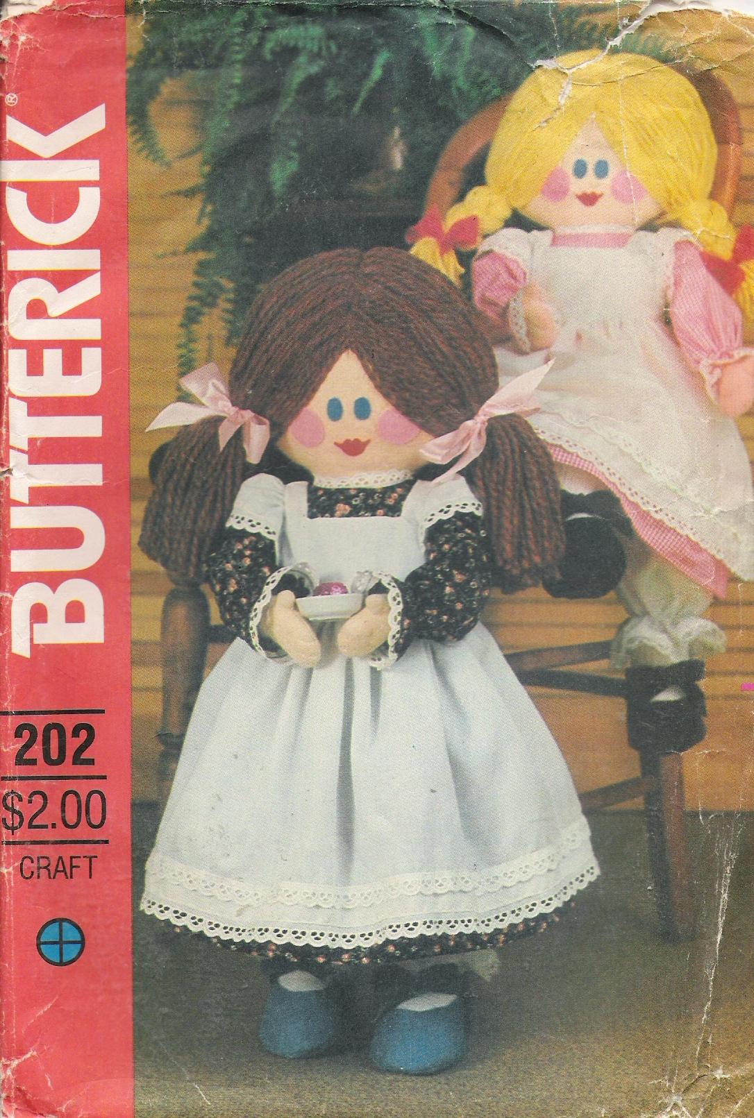 Butterick 202