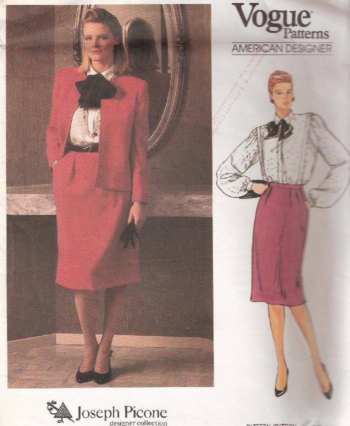 Vogue 1407 A