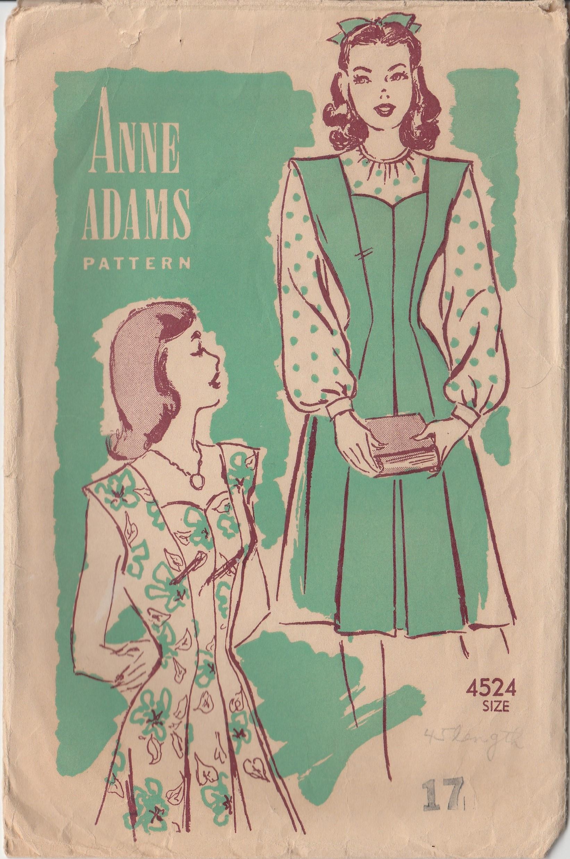 Anne Adams 4524 B