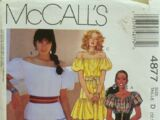 McCall's 4877