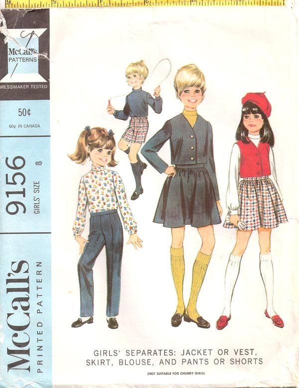 McCall's 9156