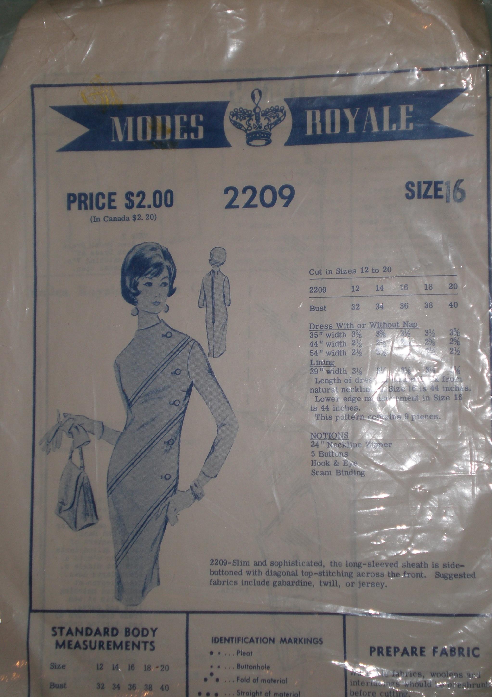 Modes Royale 2209